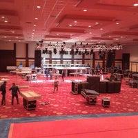 รูปภาพถ่ายที่ Hilton Istanbul Convention & Exhibition Center โดย Yasin s. เมื่อ 12/30/2012