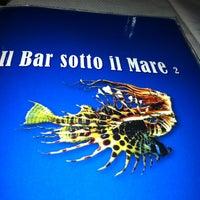 Foto scattata a Il Bar sotto il Mare da Gius il 7/19/2013
