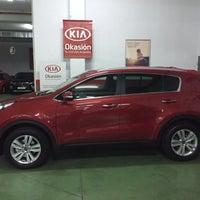 Photo taken at Kia Motors Iberia by Natalia M. on 1/13/2017