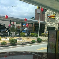 Photo taken at SONIC Drive In by Greg S. on 7/23/2013