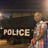 Photo taken at Bangkokyai Police Station by Pavel Z. on 1/5/2015