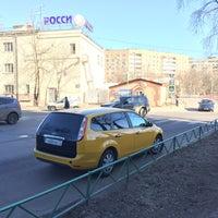 Photo taken at АВТОМОЙКА & ШИНОМОНТАЖ & СЕРВИС 24 часа by Pavel Z. on 3/16/2015