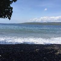 Photo taken at Pantai Watudodol by Hendry P. on 7/7/2016