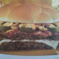 Photo taken at Steak 'n Shake by Bryan J. on 9/27/2012