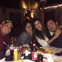 Photo taken at The Old Fred's House Restaurante & Pub by Alejandra N. on 12/19/2014