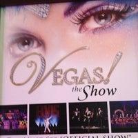 Photo prise au VEGAS! The Show par Marcy B. le3/10/2013