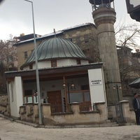 Photo taken at Yeşilyurt Kölükoğlu Camii by Caner on 1/22/2016