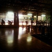 Photo taken at Deportivo Enap Refineria Bio Bio by Alexis B. on 4/19/2013