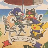 Photo taken at Pokemon Cafe Singapore by Precia O. on 1/15/2017