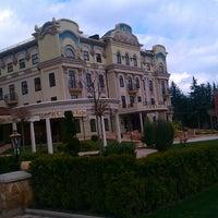 Снимок сделан в Pontos Plaza Hotel&SPA пользователем iKowalsky V. 4/21/2013