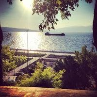 Photo taken at Bandırma by Ekaterina on 7/14/2013