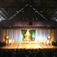 Photo taken at Traditional Culture Show by Ertan on 2/25/2013