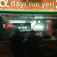 Photo taken at Dayının Yeri Kokoreç by Serhat H. on 8/11/2014