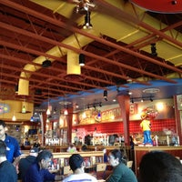 Photo taken at Red Robin Gourmet Burgers by Mark A. on 12/15/2012