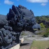 Photo taken at Garuda Wisnu Kencana (GWK) Cultural Park by DimmyAhmad on 4/14/2013