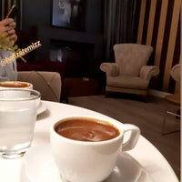 Photo taken at Royal Hotel by Büşra D. on 9/14/2018