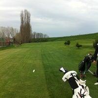 Photo taken at Cento Golf Club by Lorenzo on 4/11/2013