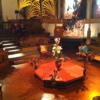 Снимок сделан в Театр «Сфера» пользователем Den4ik 10/13/2012