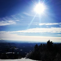 Photo taken at Okemo Mountain Resort by Andrew on 2/5/2013
