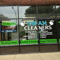 Photo taken at Swan Cleaners by Andrew on 7/27/2013