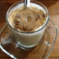 Photo taken at Viral Cafe by Kamil K. on 1/11/2013