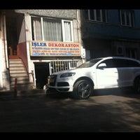 Photo taken at İşler İnşaat by İsmail İ. on 2/4/2013