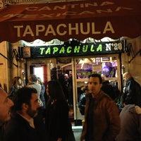 Photo taken at La Cantina Tapachula by Juan d. on 3/9/2013