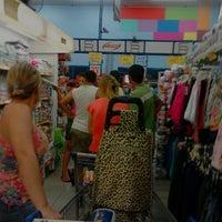 Photo taken at Supermercado Rondon by Patrícia O. on 10/5/2012