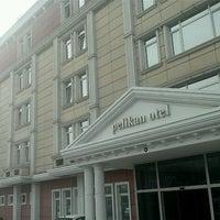 Photo taken at Pelikan Otel by özkan D. on 10/3/2012