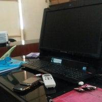 Photo taken at Kantor Dinas Pendidikan Provinsi Riau by Novia P. on 1/9/2014