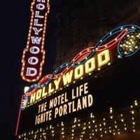 11/15/2013 tarihinde Seth C.ziyaretçi tarafından Hollywood Theatre'de çekilen fotoğraf