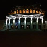 Снимок сделан в Армянский театр оперы и балета им. Спендиарова пользователем Karisha Balayan  5/18/2014