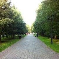 Photo taken at Бульвар по пр. Кирова by Roman⚡ on 9/8/2013
