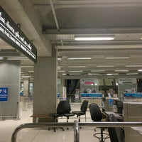 Photo taken at Thai Immigration: Transit Immigration (East) by Tetsuji S. on 7/16/2016