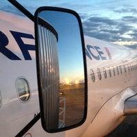 Photo taken at Aéroport Toulouse-Blagnac (TLS) by Francois G. on 2/15/2013