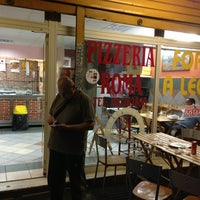 Photo taken at Pizzeria Roma by Gaspare on 5/19/2013