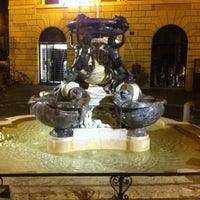 Foto scattata a Fontana delle Tartarughe da Gaspare il 3/31/2013