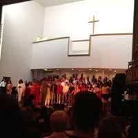 Photo taken at First Corinthian Baptist Church by MauroLips W. on 6/3/2013