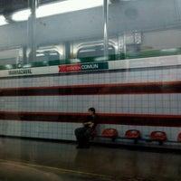 Photo taken at Metro Irarrázaval by Jaca on 10/18/2012