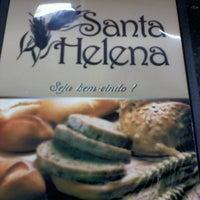 Photo taken at Padaria Santa Helena by Karoline A. on 4/23/2013