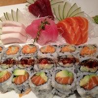 Photo taken at Vic Sushi Bar by Chu on 11/11/2012
