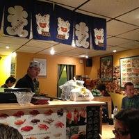 Photo taken at Vic Sushi Bar by Chu on 11/10/2012