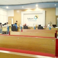Photo taken at plaza telkom by Ade M. on 9/3/2013