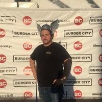 Photo taken at Burger City by Steve D. on 8/27/2016