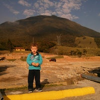 Photo taken at Posto Cambirela by Carlos M. on 10/14/2013