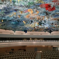 Photo prise au Palais des Nations par Oriol F. le5/20/2013