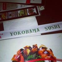 Photo taken at Yokohama Sushi by Kevin C. on 1/5/2013