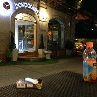 5/12/2013 tarihinde Heidzirziyaretçi tarafından Boxpackers Hostel'de çekilen fotoğraf