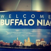 Photo taken at Buffalo Niagara International Airport (BUF) by Jake T. on 7/21/2013