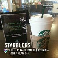 2/9/2013 tarihinde Nancy Steziyaretçi tarafından Starbucks'de çekilen fotoğraf